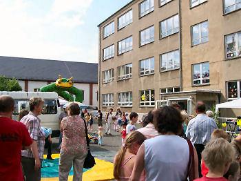 Schulfest Irchwitz 2006