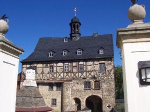 Schloss Burgk 2006