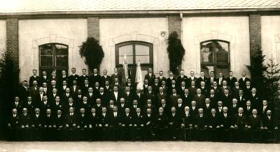 Männerchor Irchwitz 1932