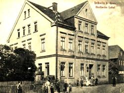 Horlbecks Lokal Irchwitz 1920